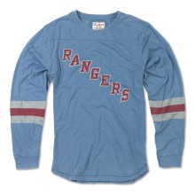 New York Rangers Thompson Long Sleeve T-Shirt