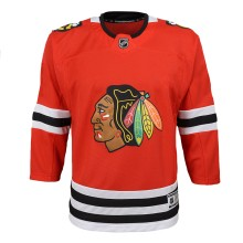 Chicago Blackhawks NHL Premier Youth Replica Home Hockey Jersey