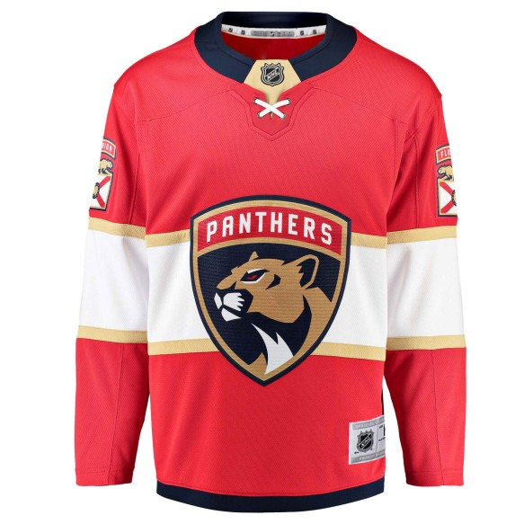Florida Panthers NHL Premier Youth Replica Home Hockey Jersey