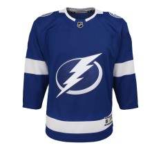 Tampa Bay Lightning NHL Premier Youth Replica Home Hockey Jersey