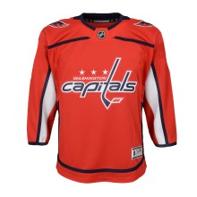 Washington Capitals NHL Premier Youth Replica Home Hockey Jersey