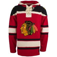 Chicago Blackhawks '47 Heavyweight Jersey Lacer Hoodie