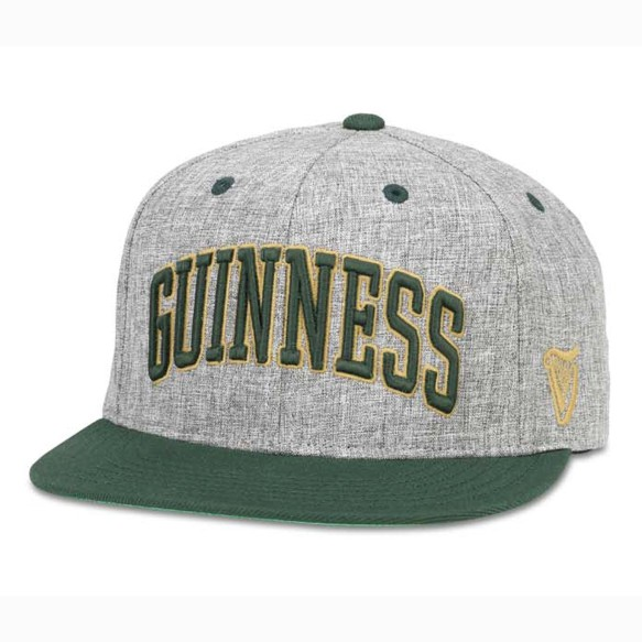 Guinness Stanton Snapback Cap | Adjustable