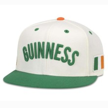 Guinness United Snapback Cap | Adjustable