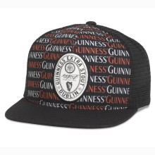 Guinness Gatekeeper Snapback Cap | Adjustable