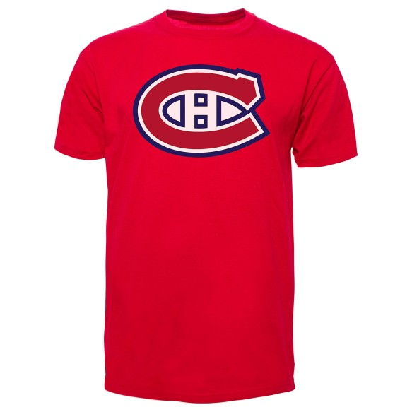 Montreal Canadiens NHL Fan T-Shirt (Red)