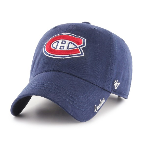 Montreal Canadiens NHL Women's Miata Clean Up Cap