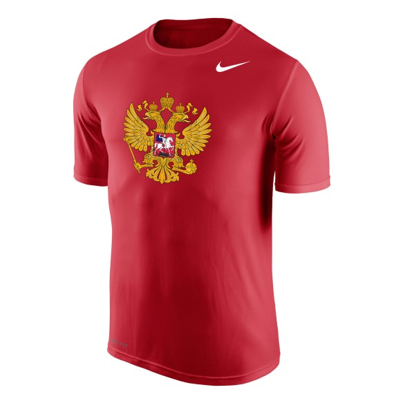 Team Russia IIHF Dri-FIT Legend T-Shirt