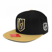 Vegas Golden Knights NHL Blockhead 2 Snapback Cap