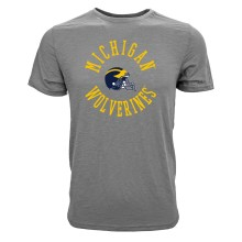 Michigan Wolverines NCAA Circular T-Shirt