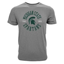 Michigan State Spartans NCAA Circular T-Shirt