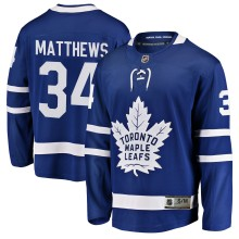 Auston Matthews Toronto Maple Leafs NHL Premier Youth Replica Hockey Jersey