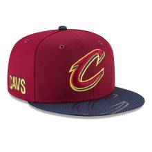 Cleveland Cavaliers New Era NBA 2018 On Court All-Star Collection 9FIFTY Snapback Cap | Adjustable