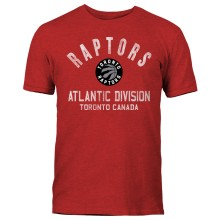 Toronto Raptors NBA Wheelhouse Tri-Blend T-Shirt