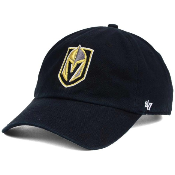 Vegas Golden Knights NHL `47 Clean Up Primary Cap | Adjustable