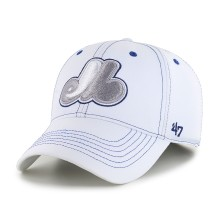 Montreal Expos MLB Triple Time Contender Stretch Fit Cap