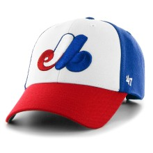 Montreal Expos TODDLER MVP Tri-Color Cap