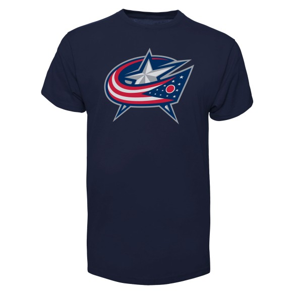 T-Shirt Fan NHL `47 des Blue Jackets de Columbus