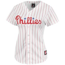 Philadelphia Phillies Women's Replica Home MLB Baseball Jersey