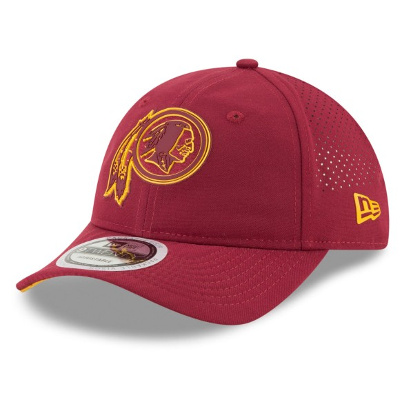 Washington Redskins New Era 2018 NFL On Field Training Packable 9TWENTY Cap