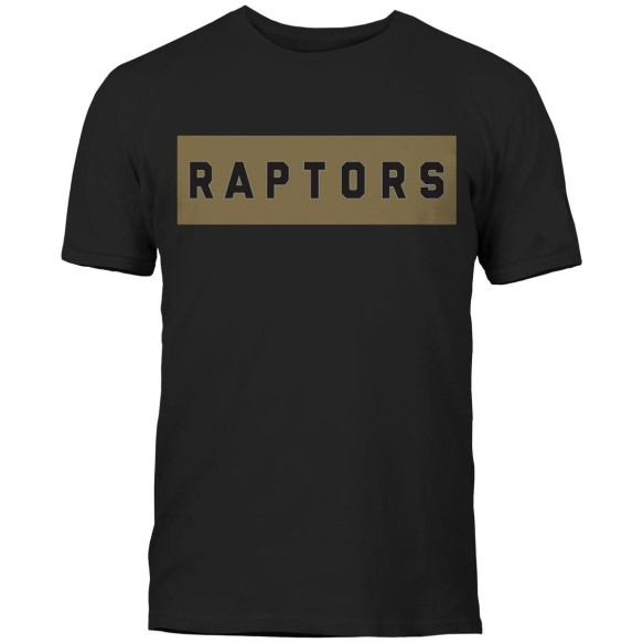 Toronto Raptors NBA Full Court T-Shirt