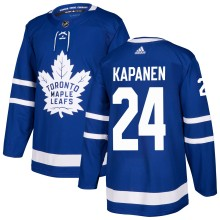 Kasperi Kapanen Toronto Maple Leafs adidas NHL Authentic Pro Home Jersey - Pro Stitched
