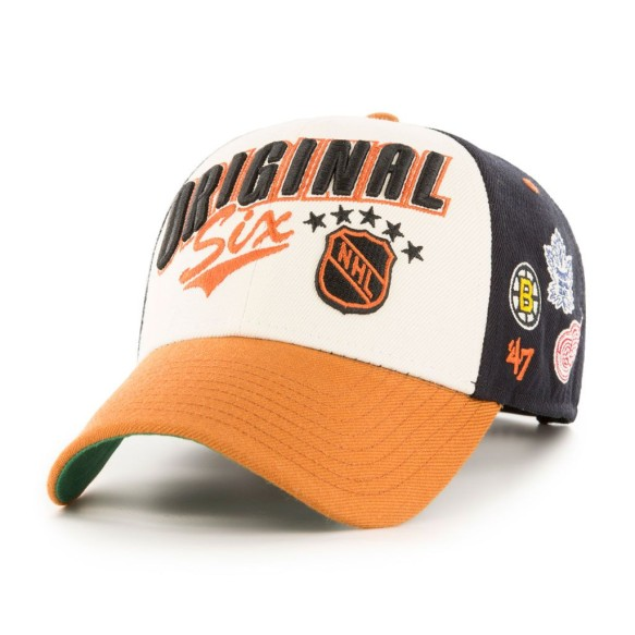 Original 6 NHL '47 Roster MVP Cap | Adjustable