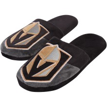 Vegas Golden Knights NHL Men's Big Logo Slipper 2.0