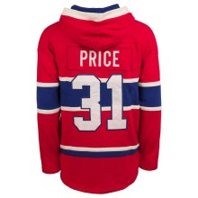 Montreal Canadiens Carey Price NHL '47 Heavyweight Jersey Lacer Hoodie