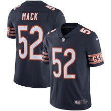 Chicago Bears Khalil Mack NFL Nike Limited Team Jersey - Navy