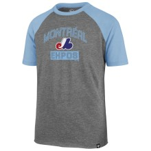 Montreal Expos Youth MLB '47 Super Rival Raglan T-Shirt