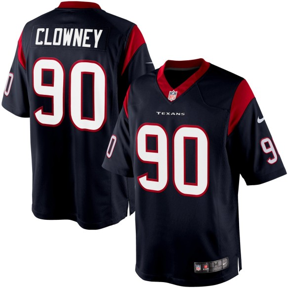 Houston Texans Jadeveon Clowney NFL Nike Limited Team Jersey
