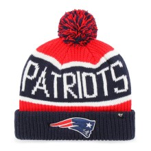 New England Patriots NFL '47 Calgary Cuff Knit Hat