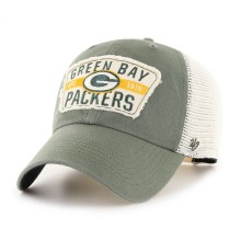 Green Bay Packers NFL `47 Crawford Clean Up Cap | Adjustable