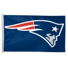 New England Patriots 3' x 5' Team Logo Flag