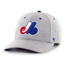 Montreal Expos Cooperstown MacCormack '47 Clean Up MF Cap | Adjustable