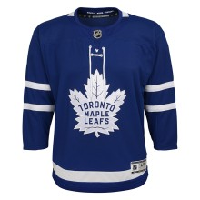 Toronto Maple Leafs NHL Premier CHILD (4-7) Replica Home Hockey Jersey