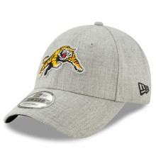Hamilton Tiger-Cats CFL New Era Snapped Heather 9FORTY Cap | Adjustable