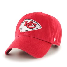 Kansas City Chiefs NFL Clean Up Cap | Adjustable