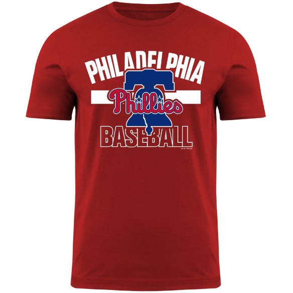 Philadelphia Phillies MLB Single T-Shirt