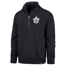Toronto Maple Leafs NHL '47 Headline Sport 1/4 Zip Pullover - Navy
