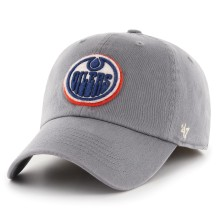 Edmonton Oilers NHL `47 Foley Closer Flex Fit Cap
