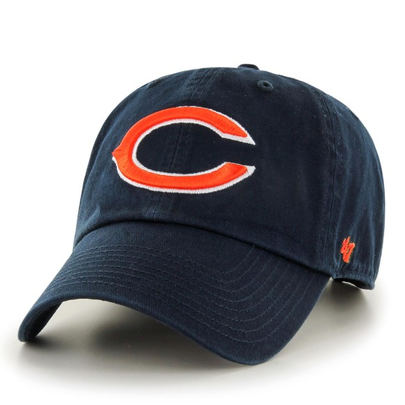 Chicago Bears NFL Clean Up Cap | Adjustable