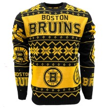 Boston Bruins NHL 2019 Ugly Crewneck Sweater