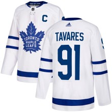 John Tavares Toronto Maple Leafs adidas NHL Authentic Pro Road Jersey - Pro Stitched