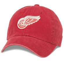 Detroit Red Wings NHL New Raglin Cap | Adjustable