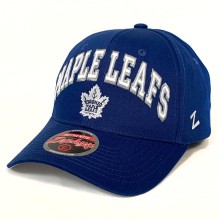 Toronto Maple Leafs Zephyr Sport Arch Cap - Royal | Adjustable