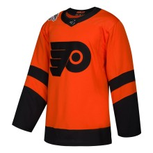 Chandail Stade Series 2019 adidas adizero LNH Authentique Orange des Flyers de Philadelphia