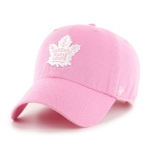 Toronto Maple Leafs NHL Women's Rose Tonal Clean Up Cap
