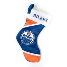 Edmonton Oilers 17 inch Christmas Stocking